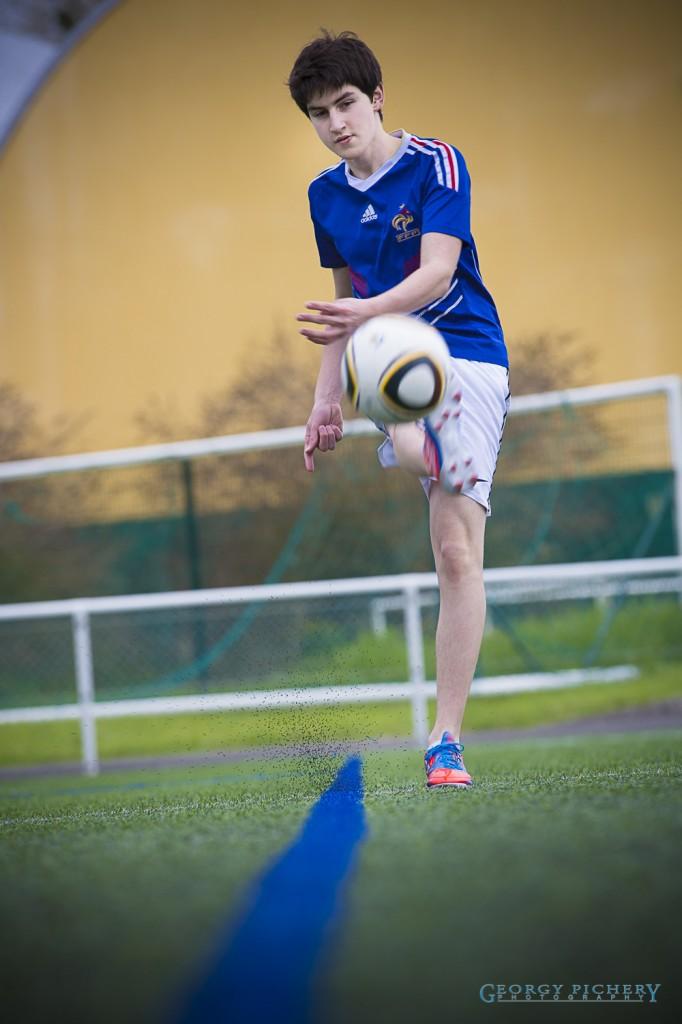 football à ecouen,terrain synthétique