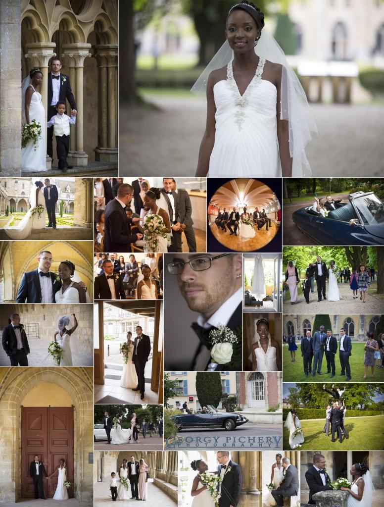 mariage de Fatou er Remy